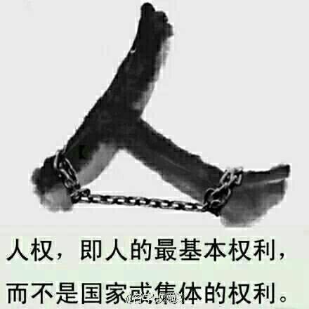 人权,自由