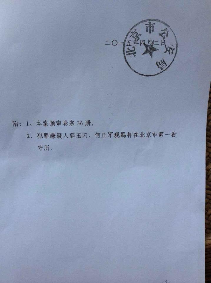 郭玉闪起诉意见书3