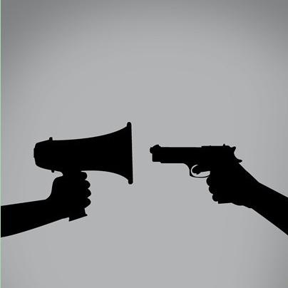 对话 言论 自由