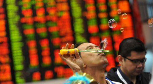 股市 泡沫