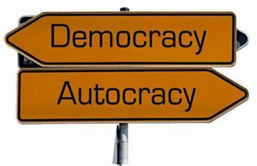 民主 独裁