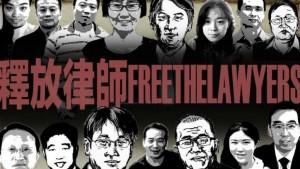 HongkongChineAvocatsEmprisonnes2015juillet