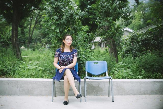翟岩民妻子刘二敏