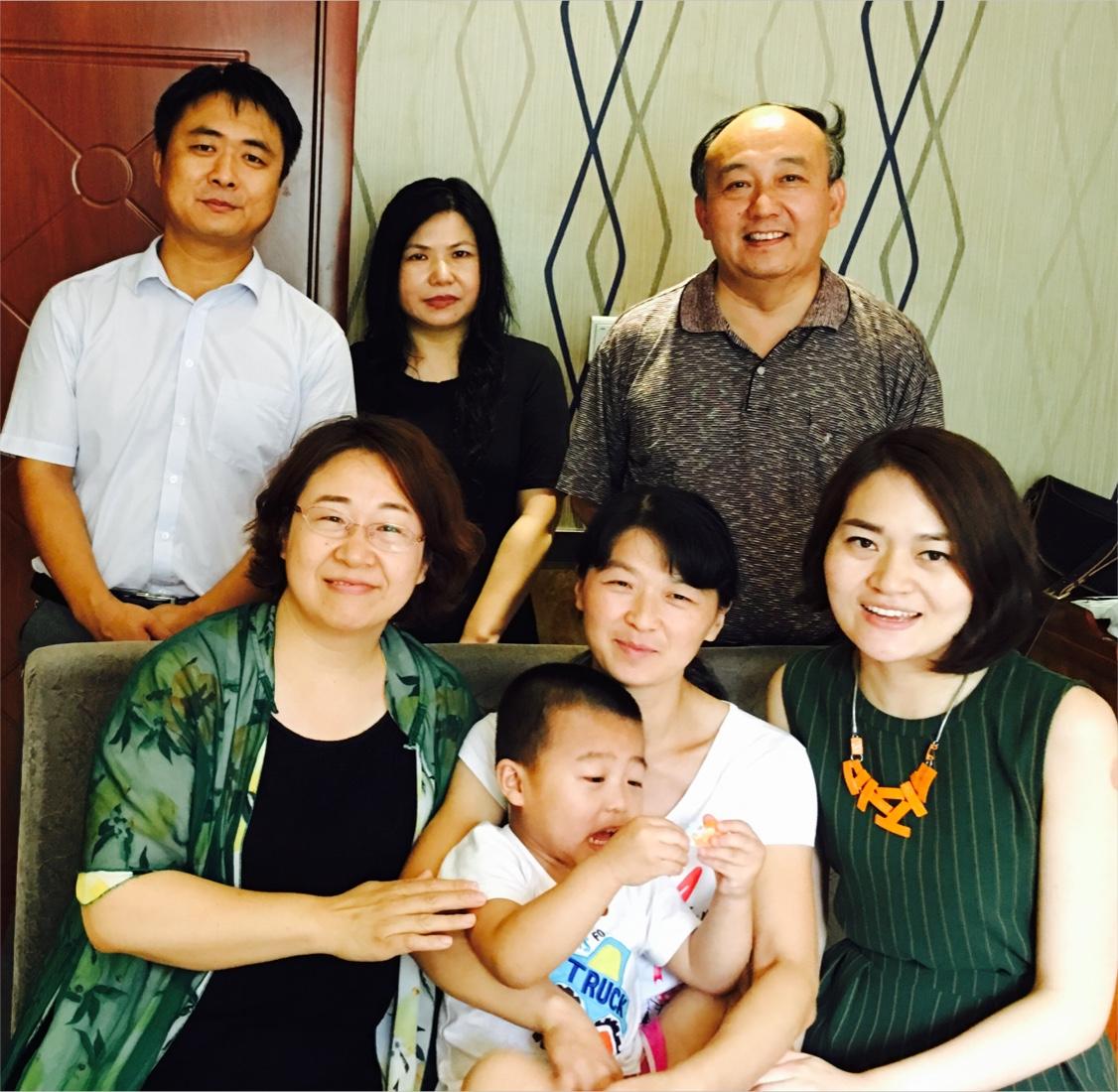 郑州的律师朋友和胡友玲女士