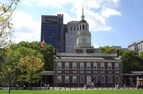 费城独立厅