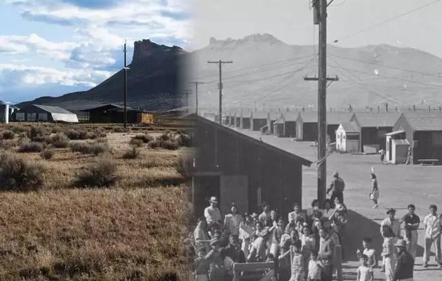 二战日裔美国人集中营