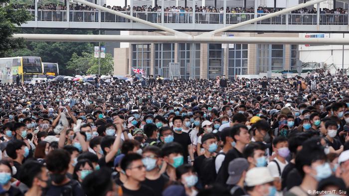 香港两制已败 台湾一中须防