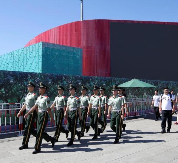 北京大谈人权 原来修改了定义
