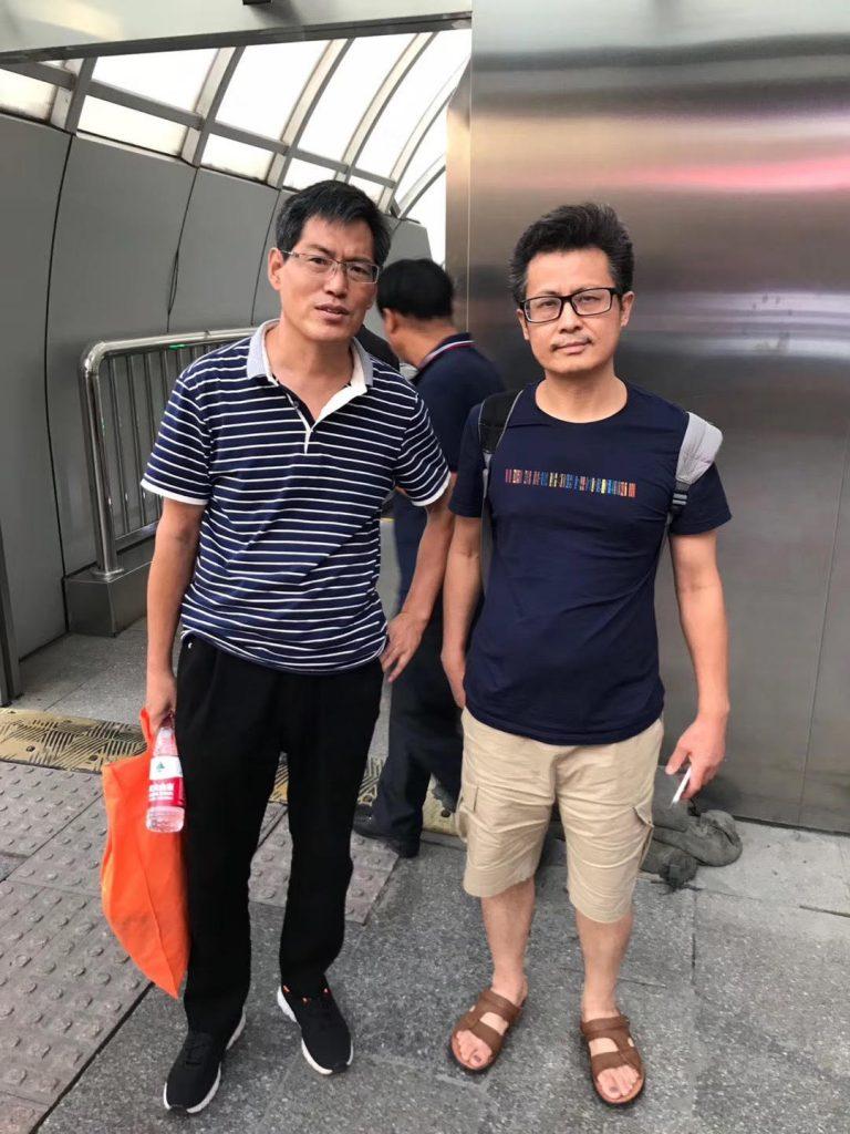 上海访民孙洪琴被刑拘 蔺其磊律师被传讯