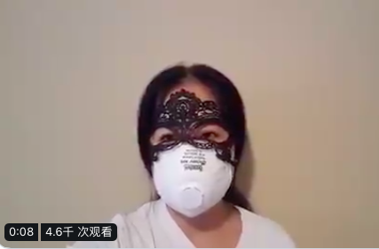 """""""全球蒙面 支持香港"""" 流亡世界各国华人蒙面支持香港"""