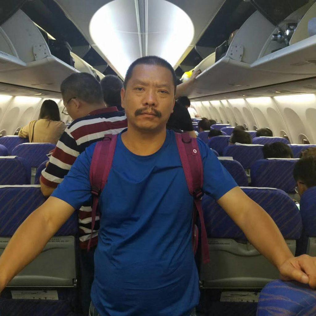 陕西民运人士刘辉十一期间在广州被强制遣返 手机证件遭扣押