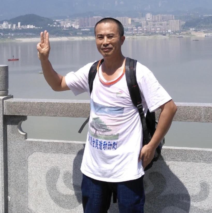 湖南怀化公民陆显云再被广东维稳系统驱逐出省