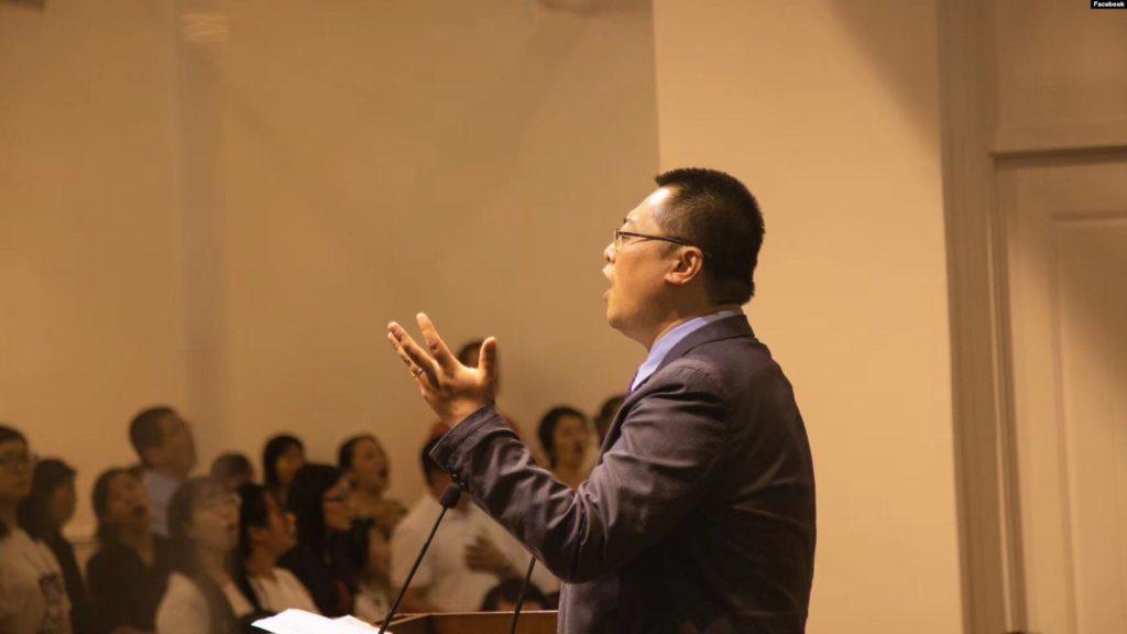 蓬佩奥国务卿呼吁中国政府立即释放被判刑的牧师王怡